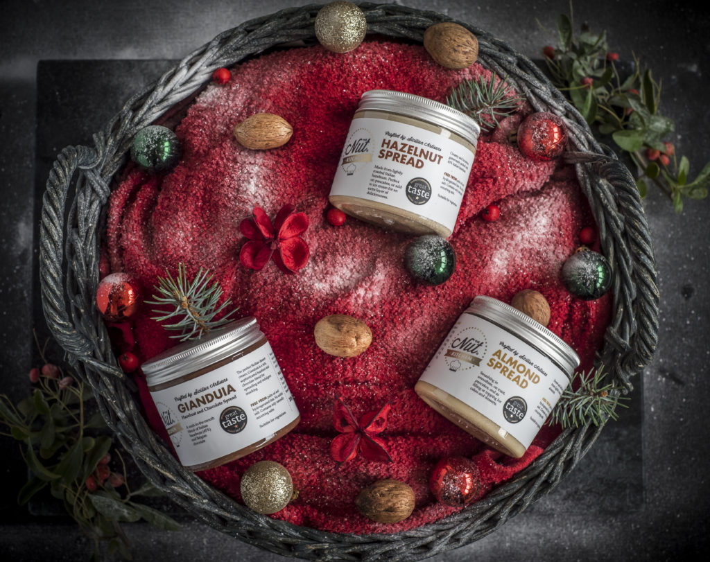 Product photography with The Nut Kitchen - Christmas Edition 1