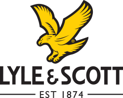 Lyle & Scott Logo Black