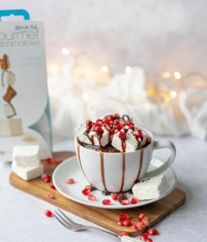 Hot Chocolate Marshmallows -Food Photographer Essex, Chelmsford, London
